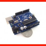 Плата Arduino UNO (ATMEGA328P  ATMEGA8U2) на ebay за 20 долларов