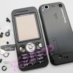Корпуса для сотовых телефонов sonyericsson W890i на ебей за 160 рублей с доставкой