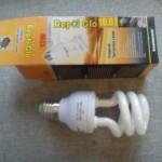 Ультрафиолетовая Лампа repti glo 13W uvb 10.0  из Китая
